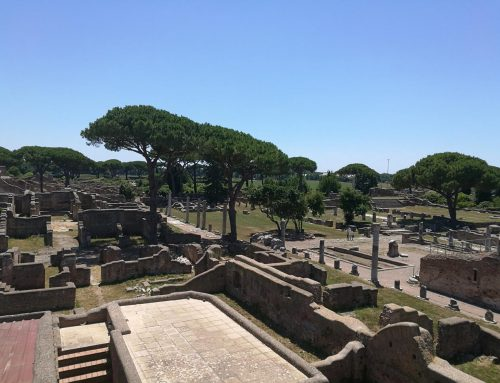 Descubriendo Ostia Antica