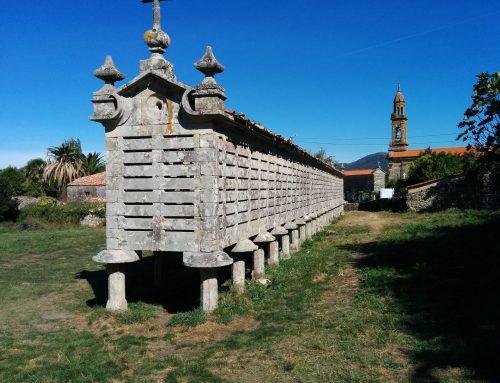 De ruta por los hórreos mas grandes de Galicia
