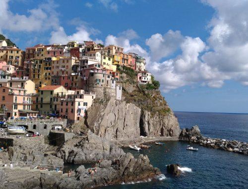 Destino en Liguria: Cinque Terre
