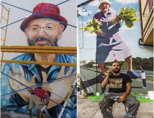 Galicia se llena de murales