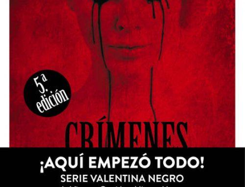 Reseña de Crímenes exquisitos de Nieves Abarca y Vicente Garrido