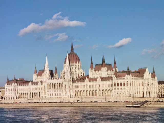 Budapest y alrededores en autocaravana