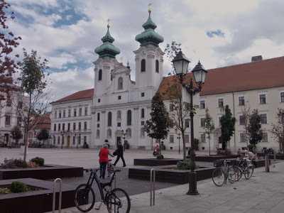 Hungría: lago Balaton