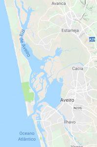 Situación Aveiro