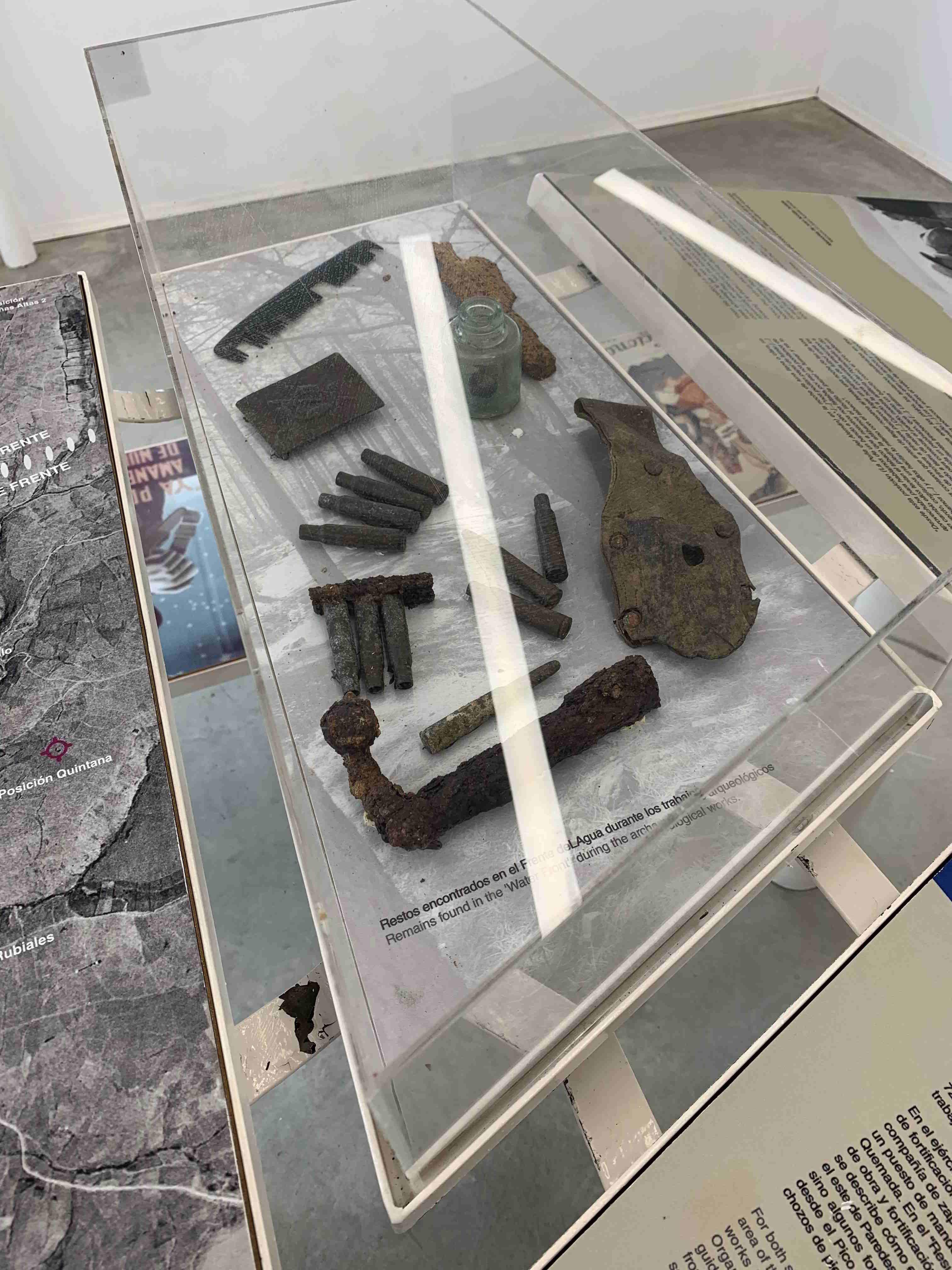 centro de interpretación paredes de buitrago