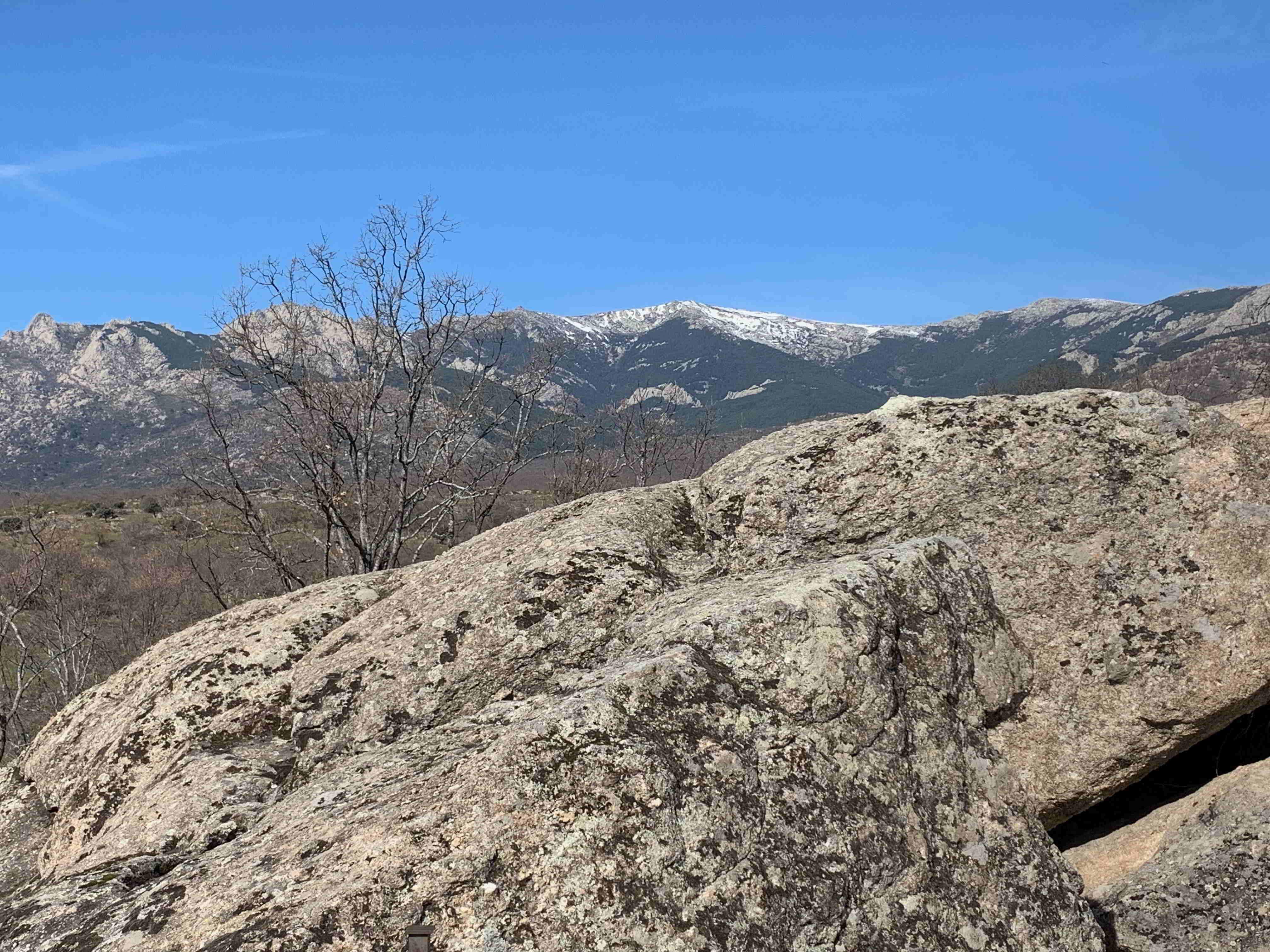 de Soto a Miraflores de la Sierra
