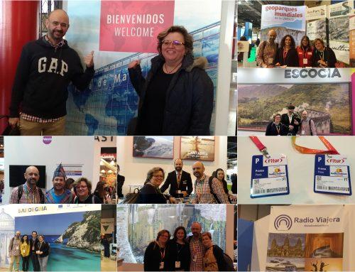 Ideas para viajes y escapadas: Palencia, Geoparques, Cerdeña, Escocia… en Fitur2019