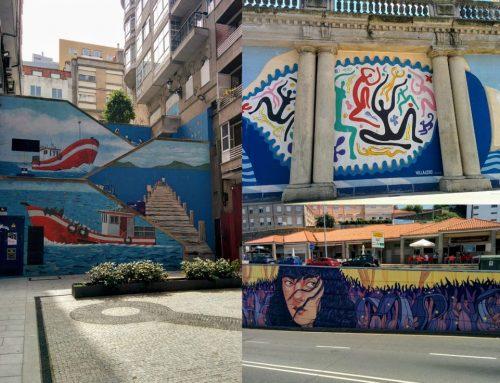 Street art en Vigo