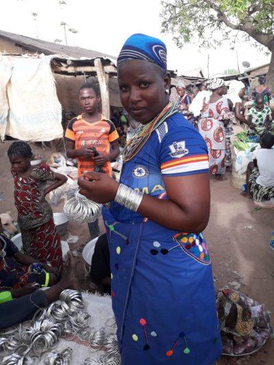 Mujer fulani