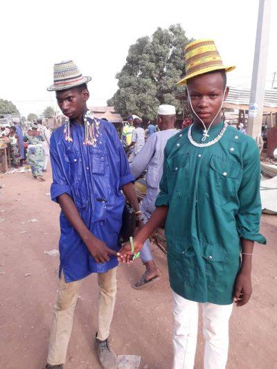 Jóvenes Fulani