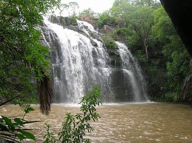 Cascadas de Kota en el norte de Benin