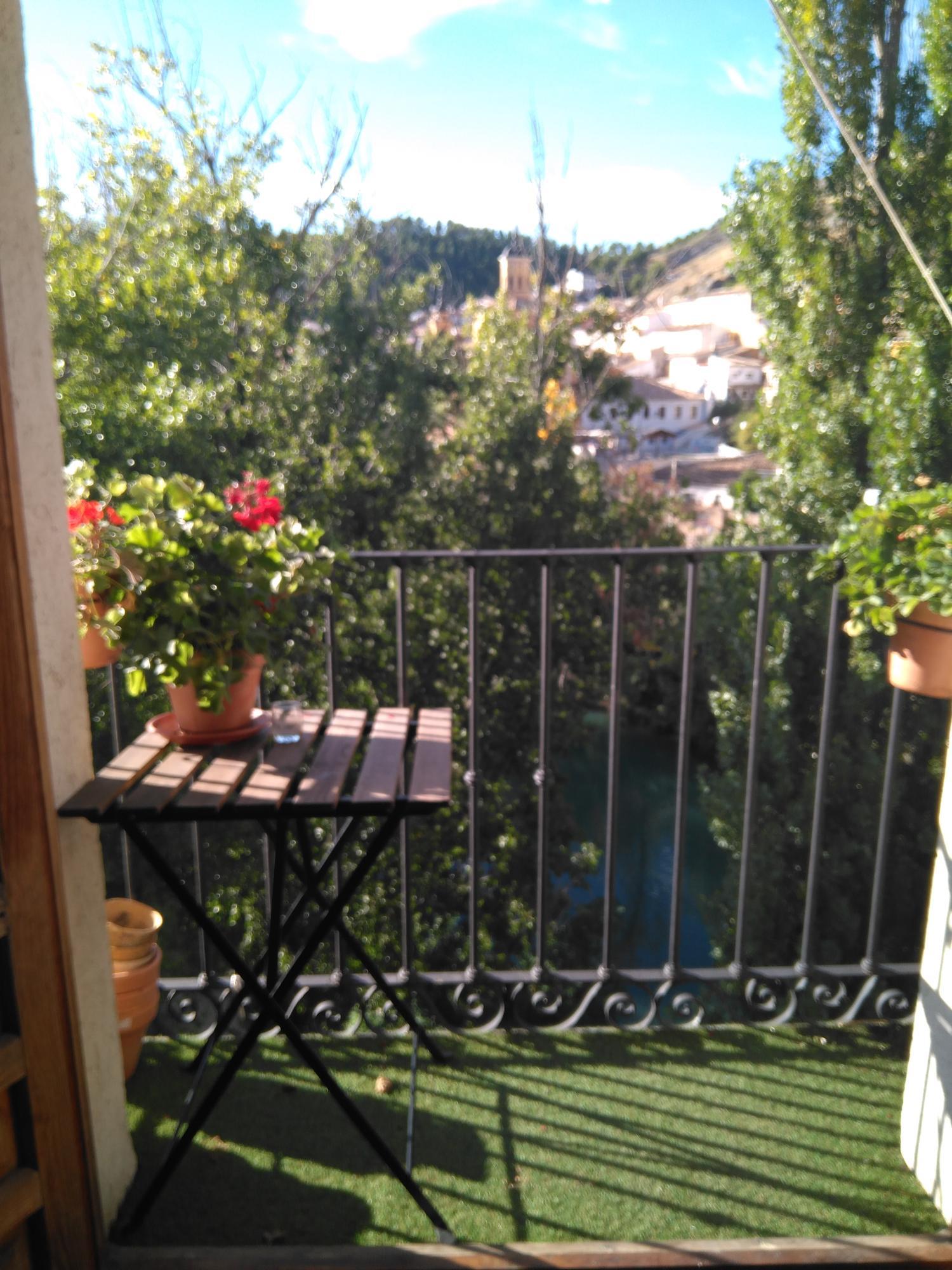 Habitación con vistas en Cuenca