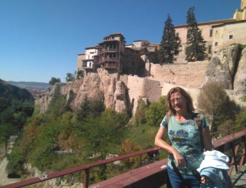 Dos viajeras accidentales en Cuenca