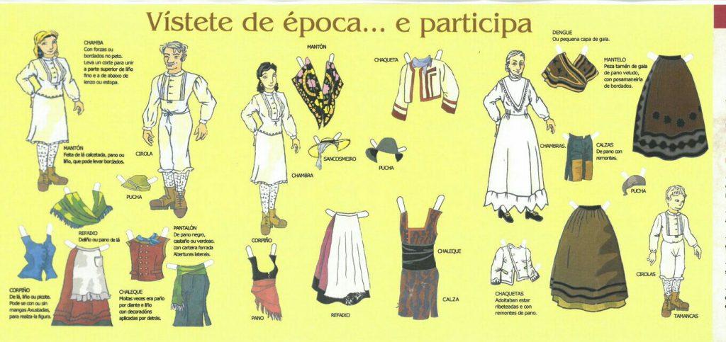Vístete de época en la Reconquista de Vigo