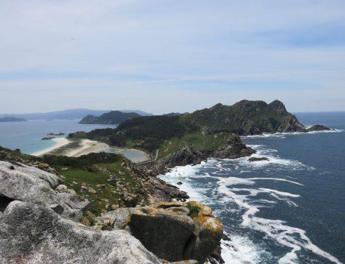 Islas Cíes: desde Vigo para el mundo
