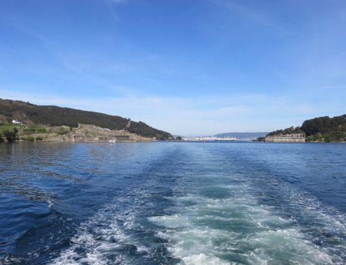 Ría de Ferrol y península de Bezoucos con Patricia Casal Castro