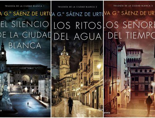 Reseña sobre la trilogía de La Ciudad Blanca_de Eva García Sáenz de Urturi