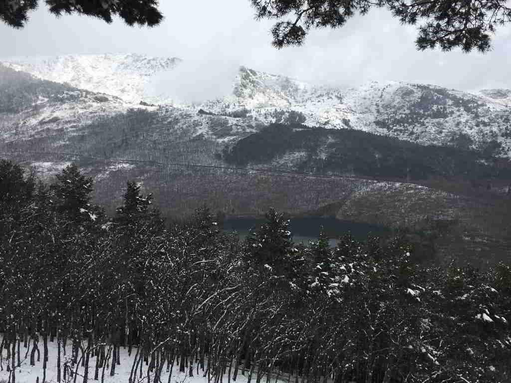 Miraflores de la Sierra nevada