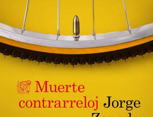 """Muerte contrarreloj"" de Jorge Zepeda Patterson"