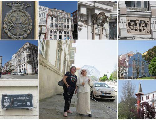 Paseando por el Modernismo de Ferrol con Isabel Díaz-Robles