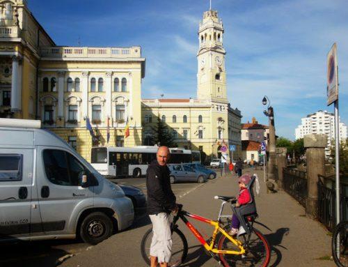 Rumanía en autocaravana I: de Oradea a Paltinis