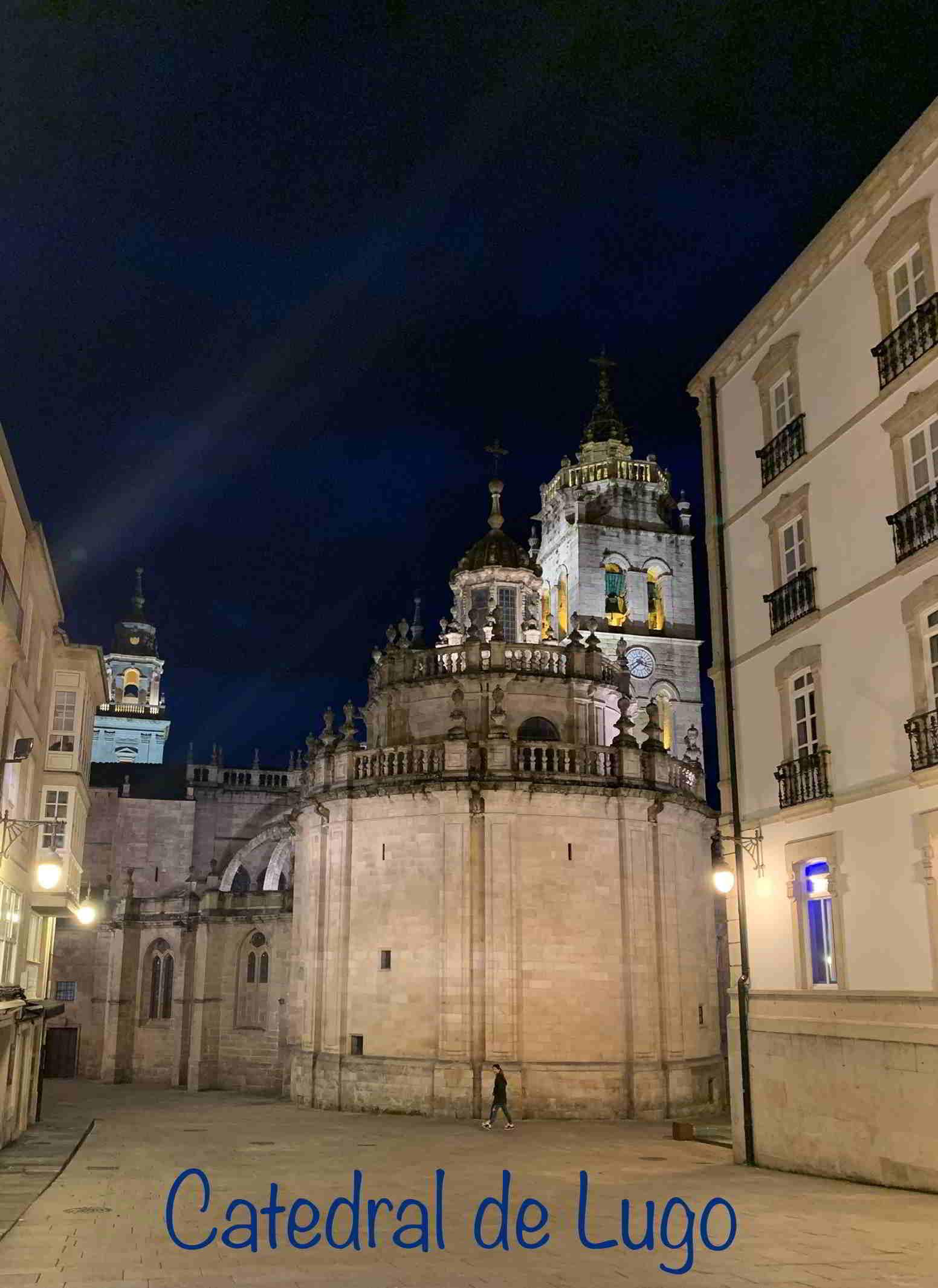 El Camino de Santiago - Camino Primitivo
