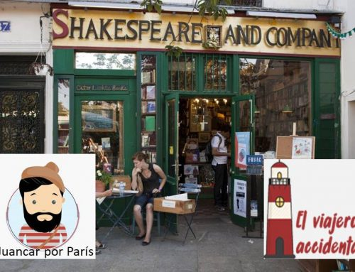 Una calle de París – Barrio Latino