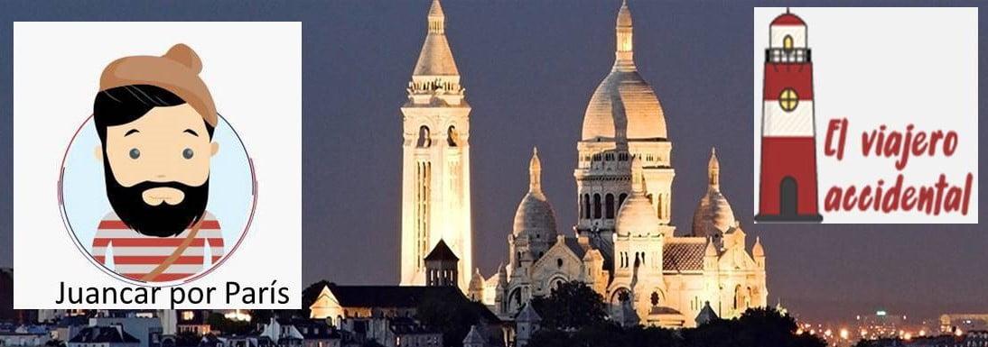 Una calle de París - Montmartre