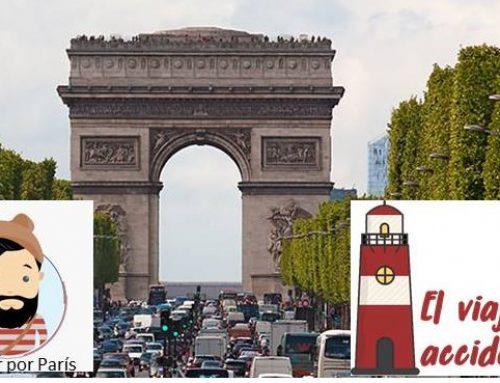 Una calle de París – Campos Elíseos