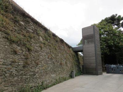 Ascensor a la muralla