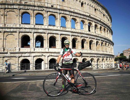 De Roma a Finisterre en bici – de Roma a la Toscana
