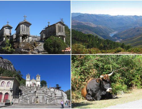 Nuestro recorrido por el Parque Nacional de Peneda Gêres en Portugal