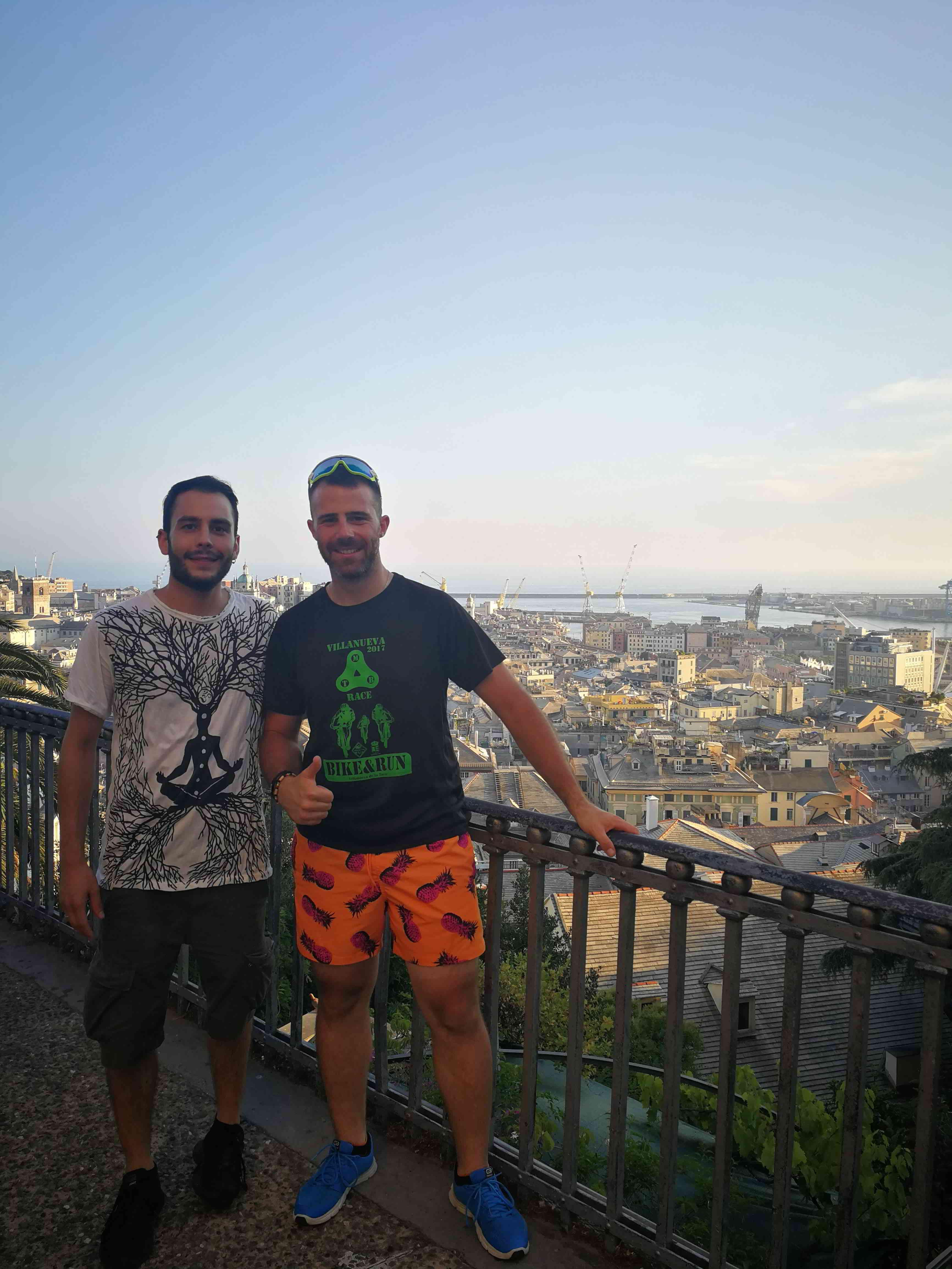 De Roma a Finisterre