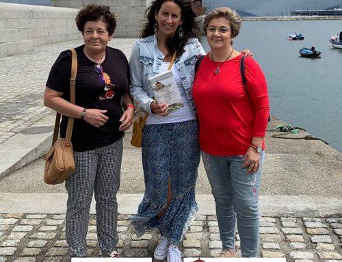 """Entrevista a María Oruña sobre su libro """"Puerto Escondido"""""""