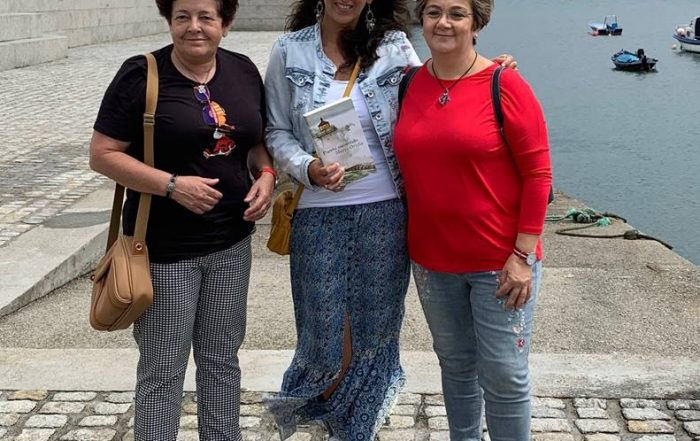Entrevista a María Oruña
