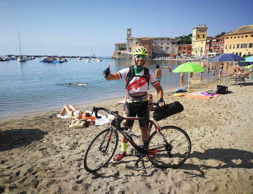 De Roma a Finisterre en bici – De la Toscana a Mónaco