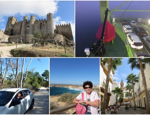 Un roadtrip cruzando Portugal de norte a sur y llegando a Cádiz y a sus playas