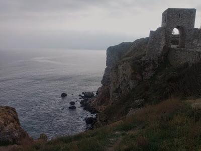 Por la costa de Bulgaria