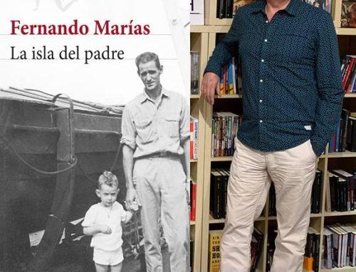 """Entrevista a Fernando Marías sobre """"La isla del padre"""""""