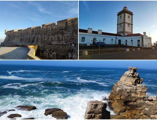 La península de Peniche en Portugal, el punto más occidental de Europa