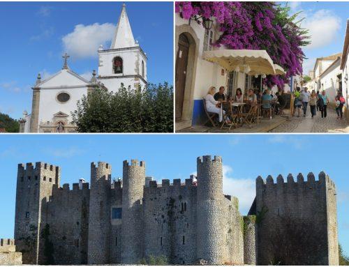 Obidos, la dote de las princesas portuguesas