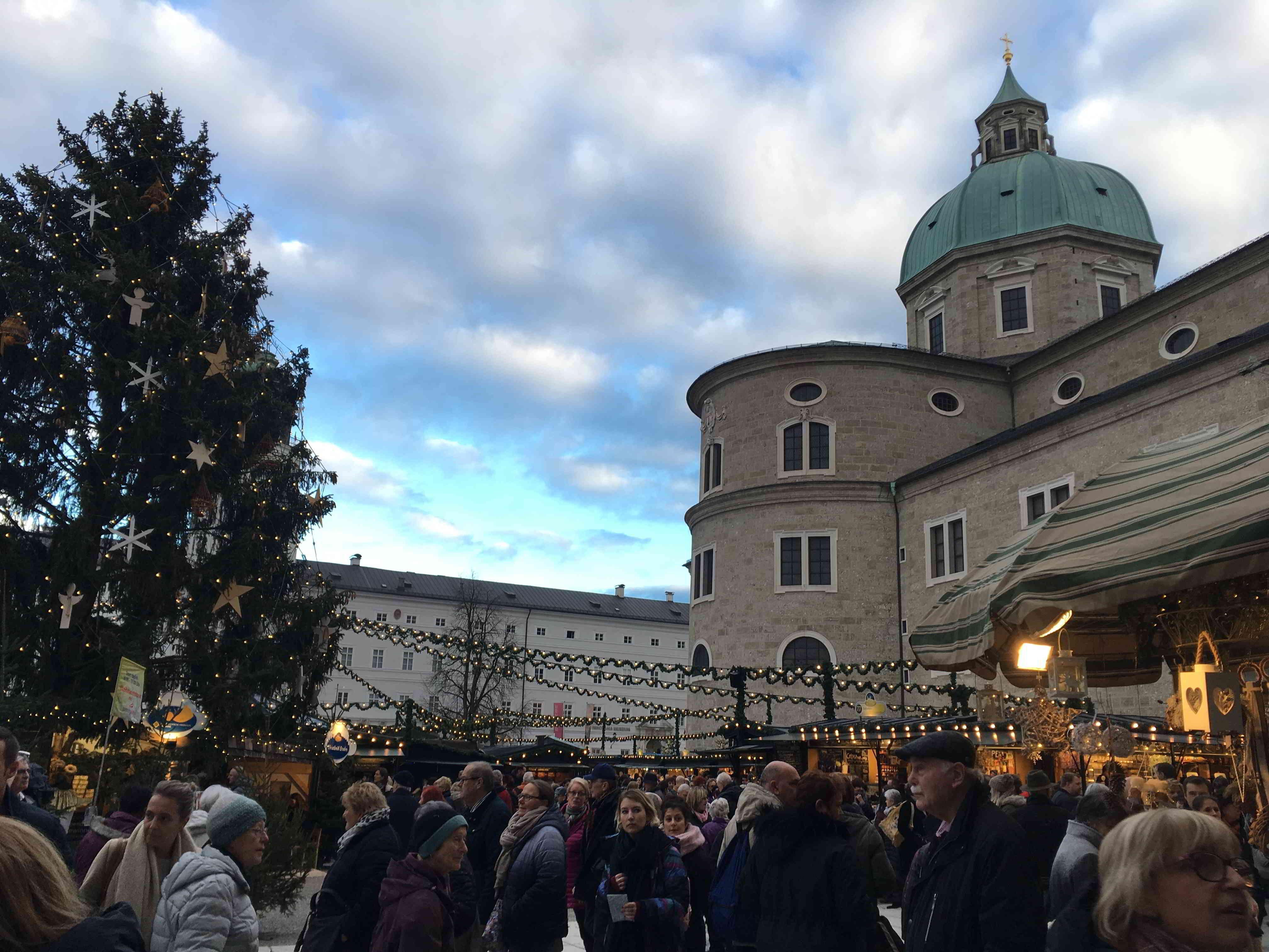 Mercadillos navideños en Múnich y Salzburgo