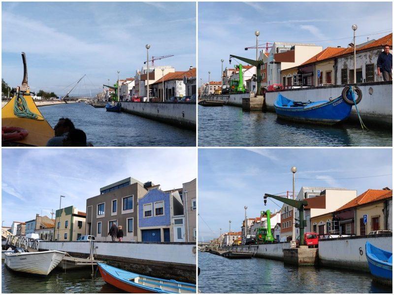 Barrio de los pescadores desde el canal de San Roque