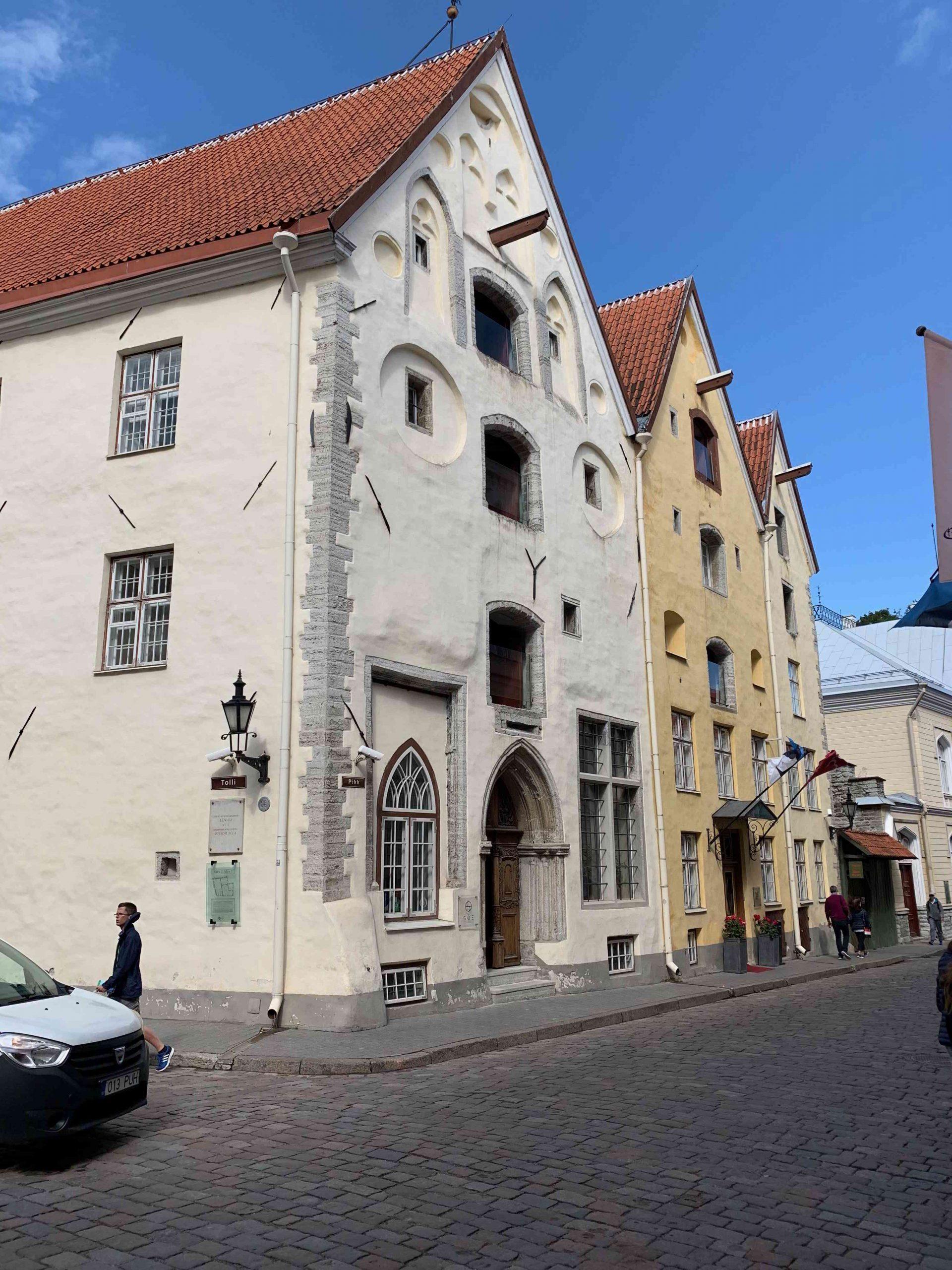 La joya medieval del Báltico
