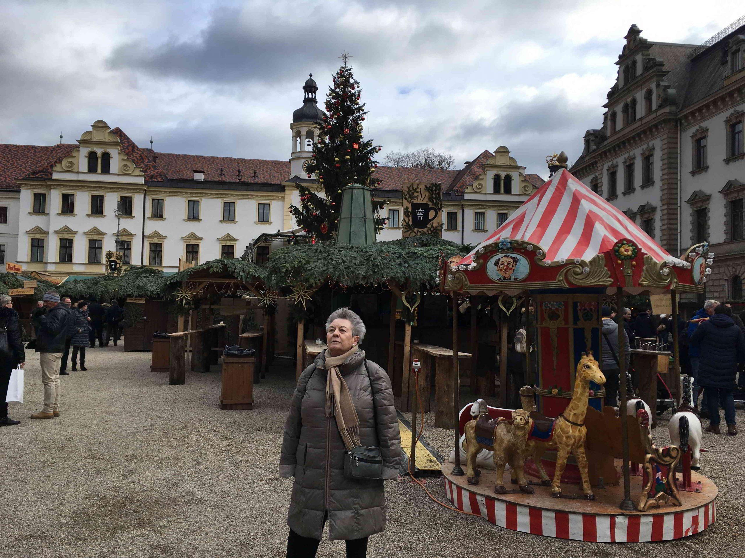 Mercadillos navideños de Núremberg y Ratisbona