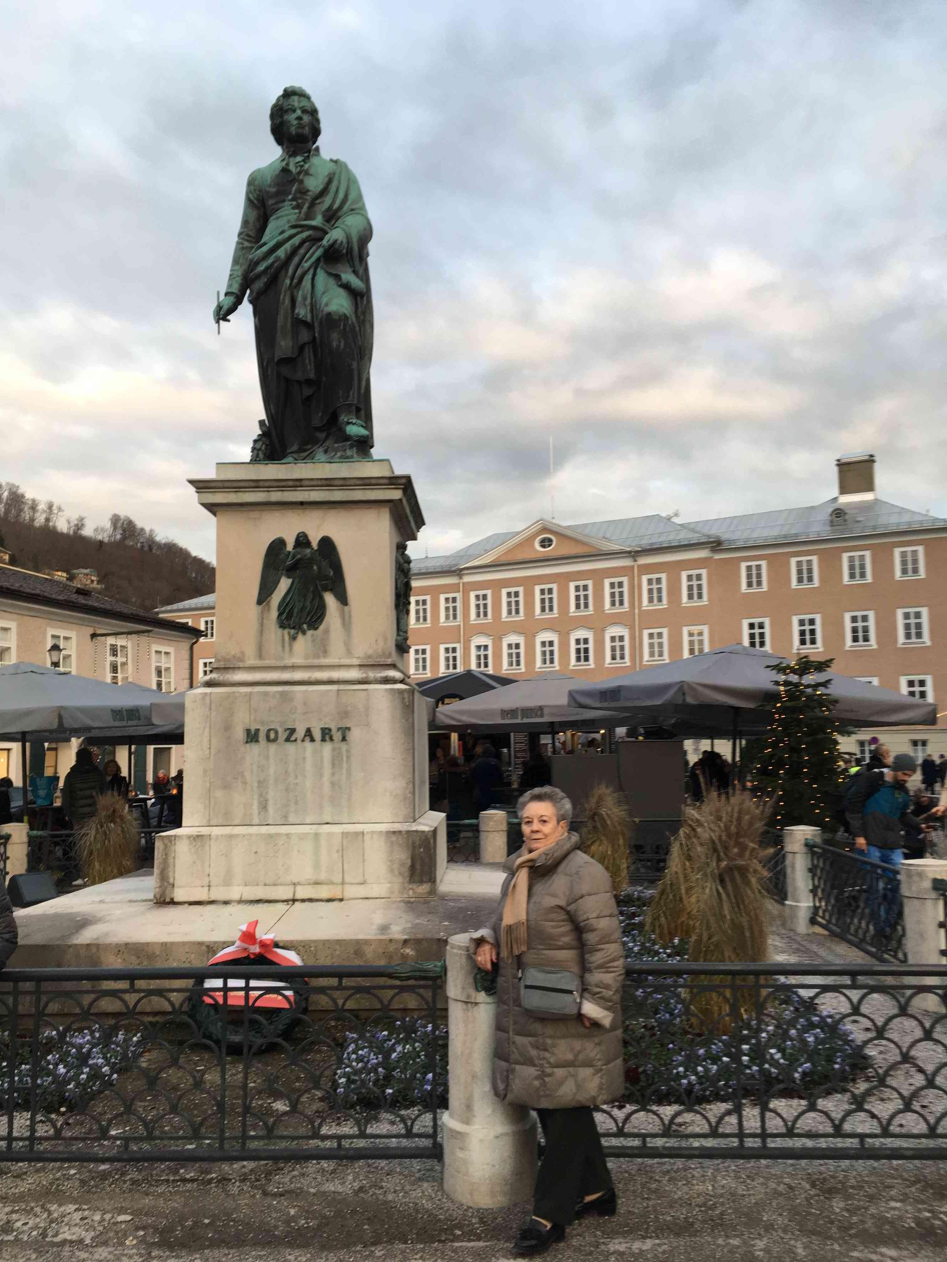 Mercadillos navideños de Múnich y Salzburgo