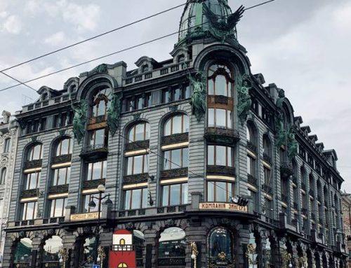 San Petersburgo historia y arquitectura