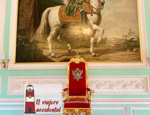 San Petersburgo Hermitage y Palacio Peterhof