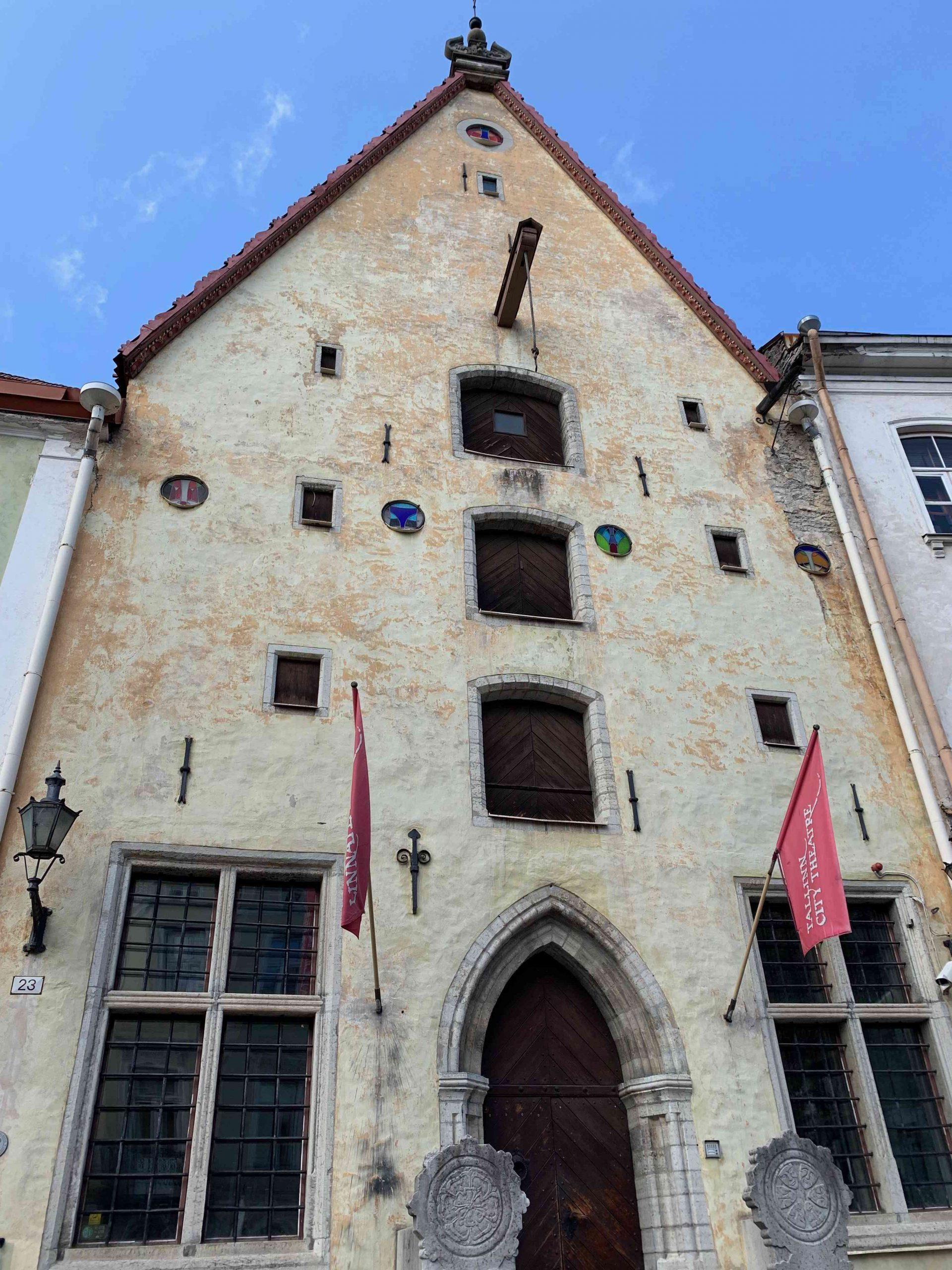 Tallín la joya medieval del Báltico