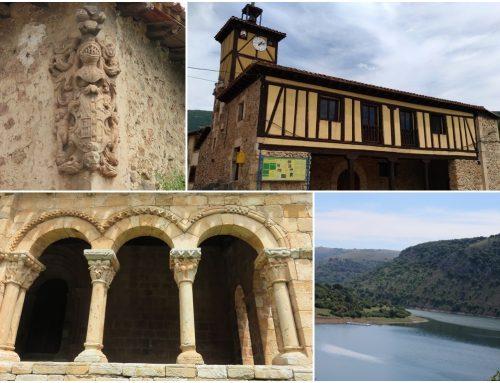 Canales de la Sierra en la Comarca de las 7 villas, en La Rioja